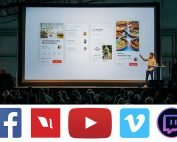 top 6 live streaming services